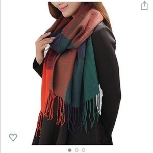 NWT Long Shawl Scarf